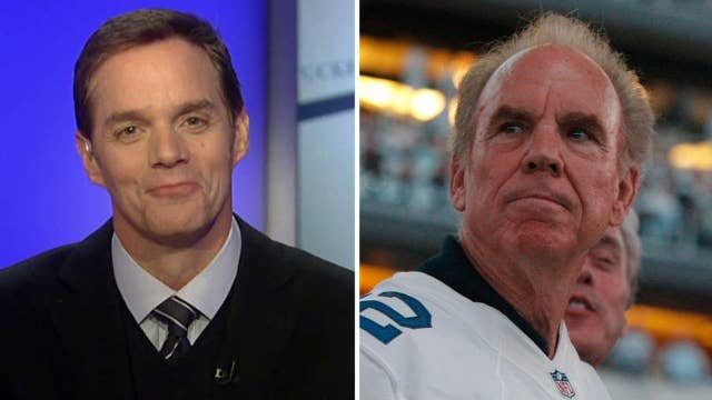 Staubach to Hemmer: Report of war of words with Trump false