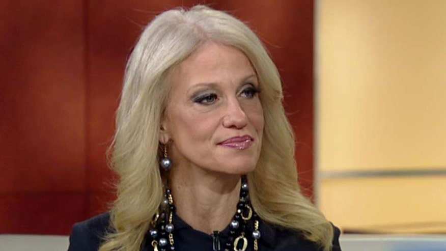 Senior adviser to President-elect Trump gives her take on 'Fox & Friends'