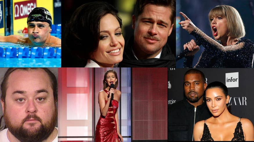 It's time for our annual celebrity scandal round-up, and from break-ins to break-ups, 2016 definitely kept us busy!