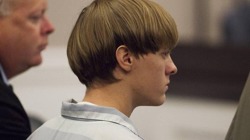 Roof convicted of killing nine church members in South Carolina
