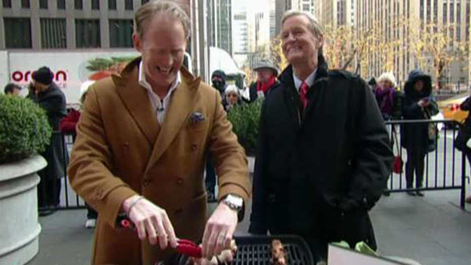Cooking with 'Friends': Rob O'Neill's spicy, creamy deer pig