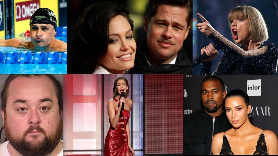 Biggest Celebrity Scandals of 2016
