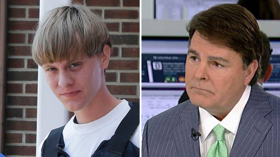 Gregg Jarrett on the penalty phase of Dylann Roof's trial