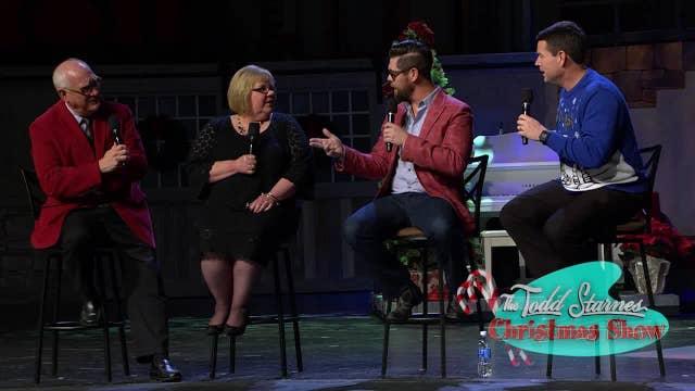 The Todd Starnes Christmas Show