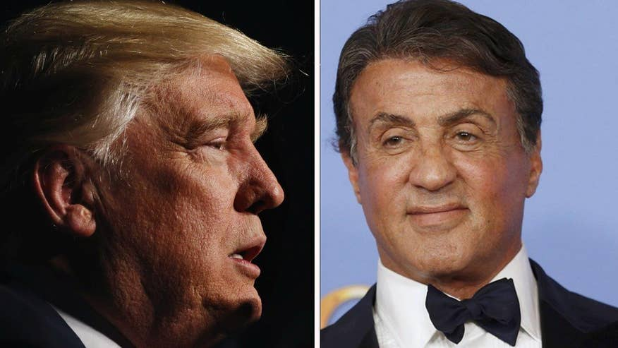 Fox411 Breaktime: 'Rocky' and 'Rambo' star Sylvester Stallone has been mentioned to head up National Endowment for the Arts