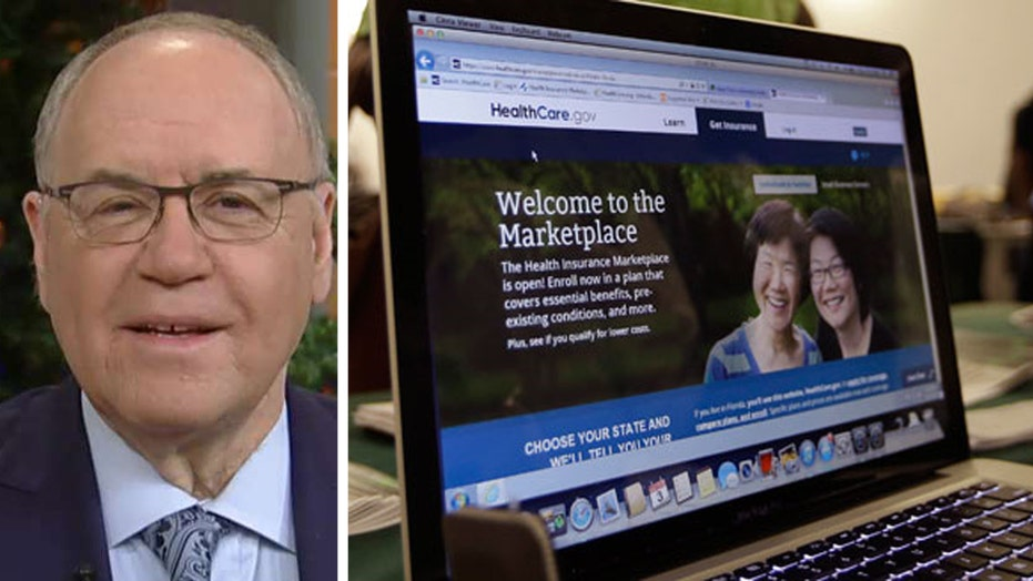 Dr. Marc Siegel on how physicians feel about ObamaCare