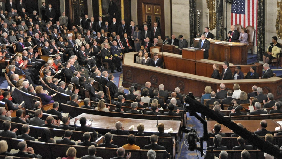Halftime Report: Will the SOTU finally be interesting?