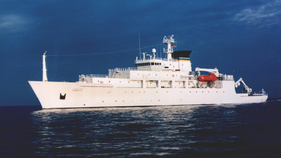 Officials: Chinese navy steals US underwater drone