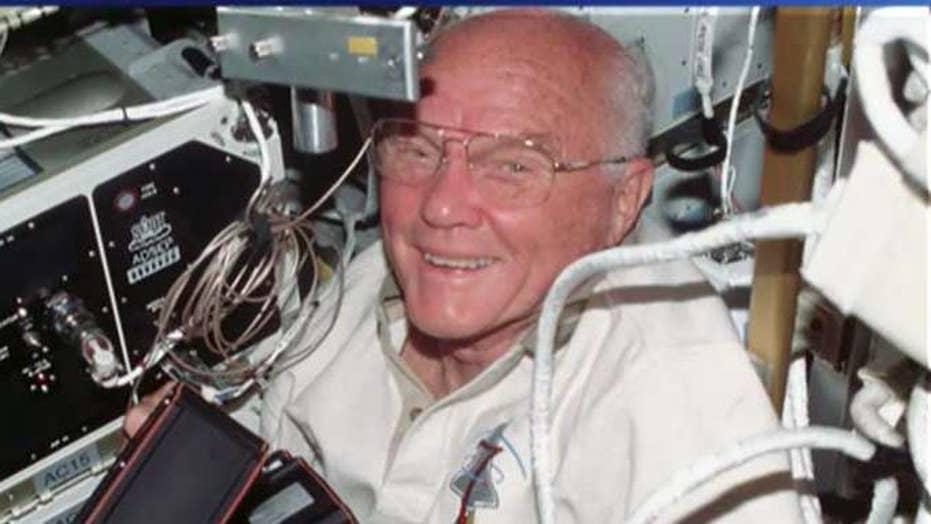 Memorial service to be held in Ohio for John Glenn