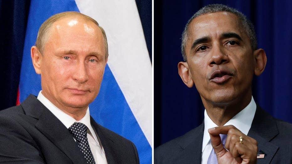 Obama vows retaliation against Russia for suspected hacking
