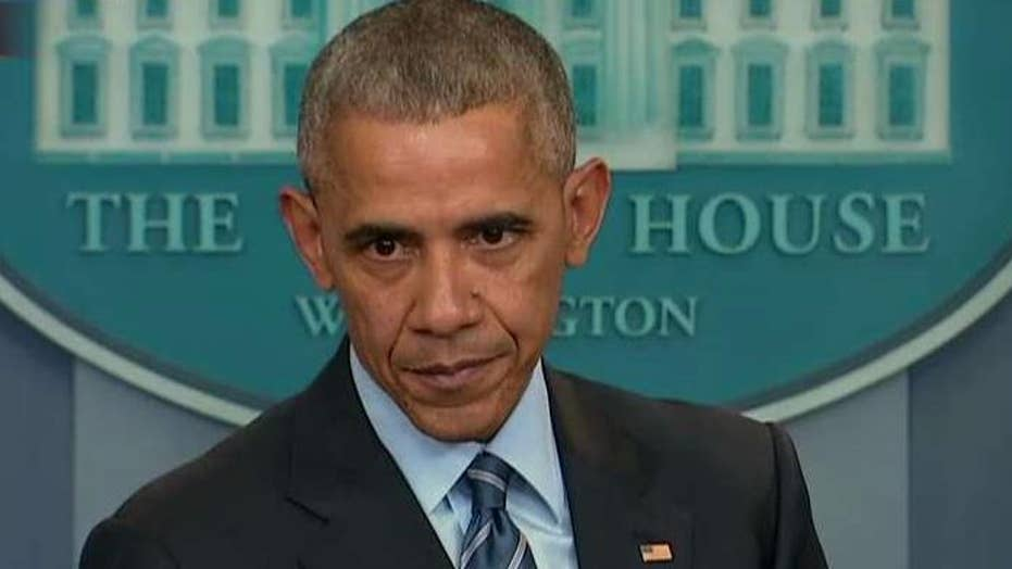 Obama feels sense of responsibility for suffering in Syria
