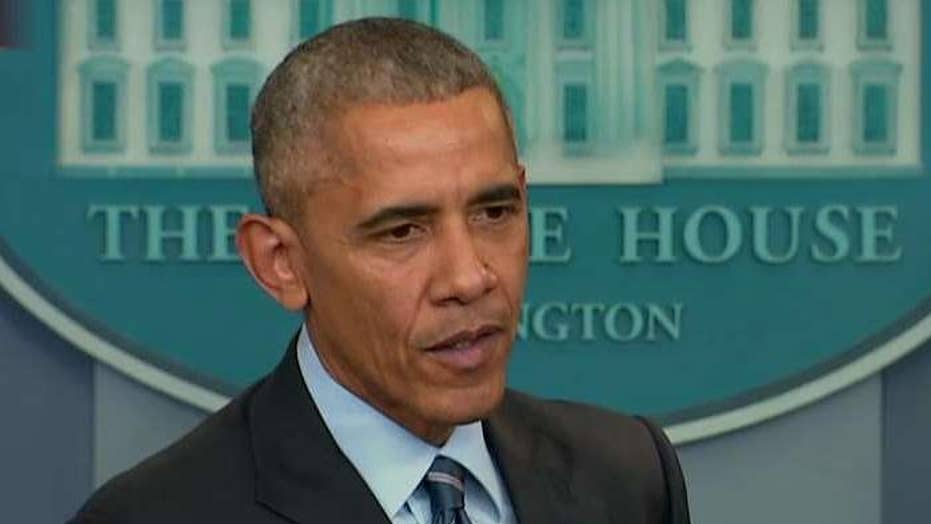 President Obama on China policy, Trump and Taiwan