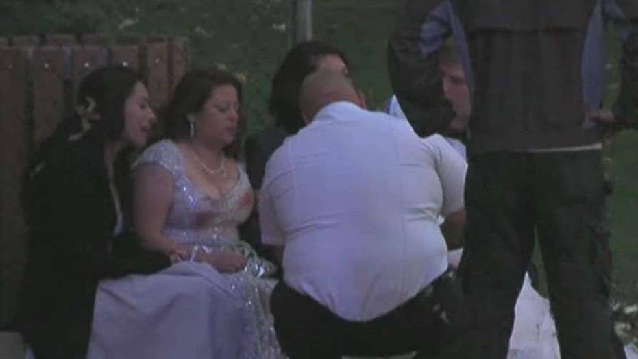 One person killed after tree falls on wedding party
