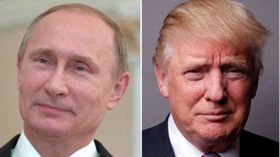 Eric Shawn reports: Russia's hacking of our election