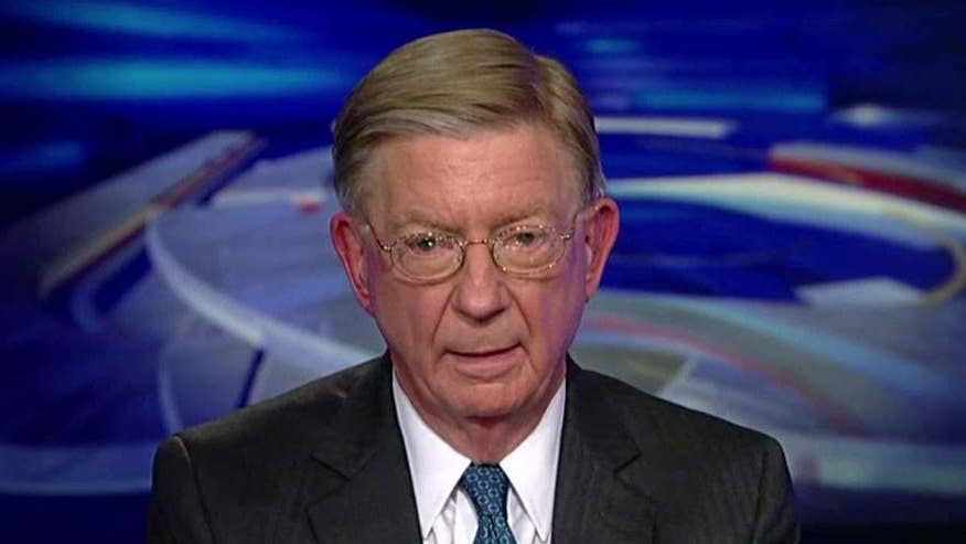 George Will: Terrorism is not a priority