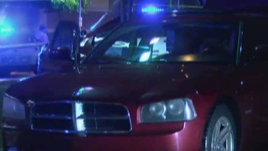 Toddler killed in road rage shooting