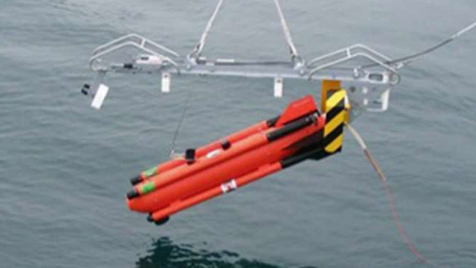 China to return US underwater drone at Scarborough Shoal