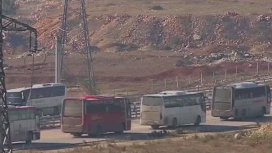 New efforts to rescue civilians trapped in Aleppo