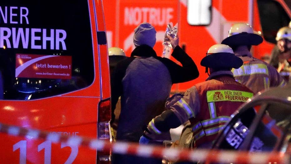 Berlin mayor: Situation under control after market attack