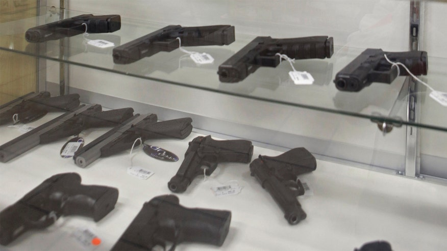 Surge comes just as California plans to implement stricter gun laws
