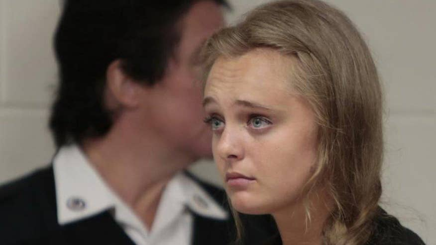 Michelle Carter is accused of goading her then-high school boyfriend to kill himself