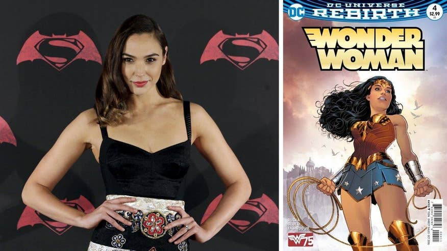 Fox411 Breaktime: Gal Gadot questions the comic book character's firing over her sexy appearance and kick-butt attitude