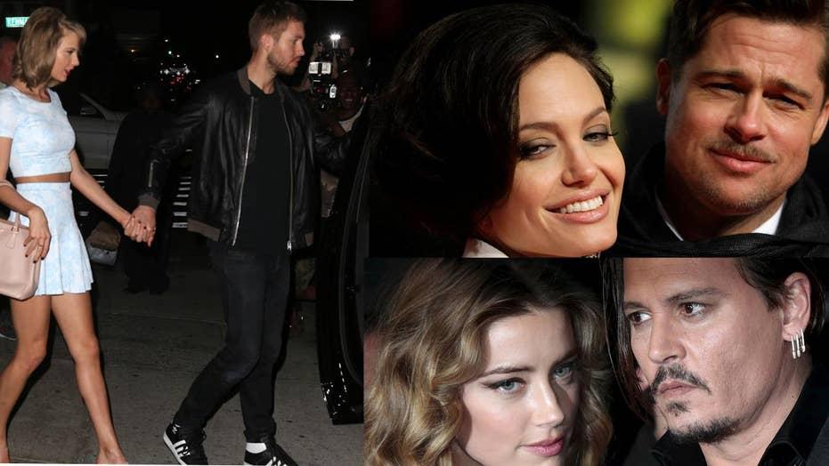Biggest Celebrity Break-ups of 2016