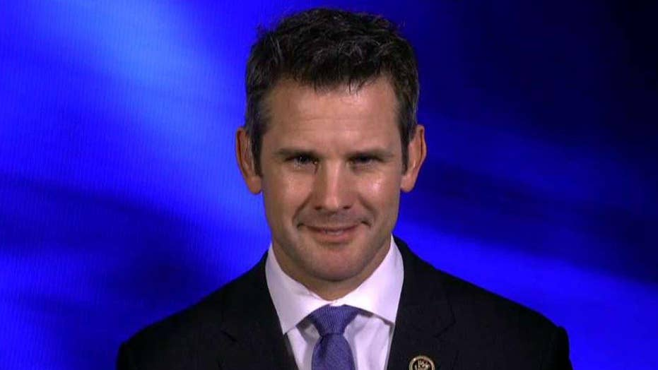 Rep. Kinzinger makes case to keep Gitmo open
