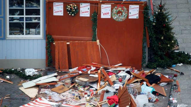 ISIS praises 'soldier' in Berlin Christmas market attack