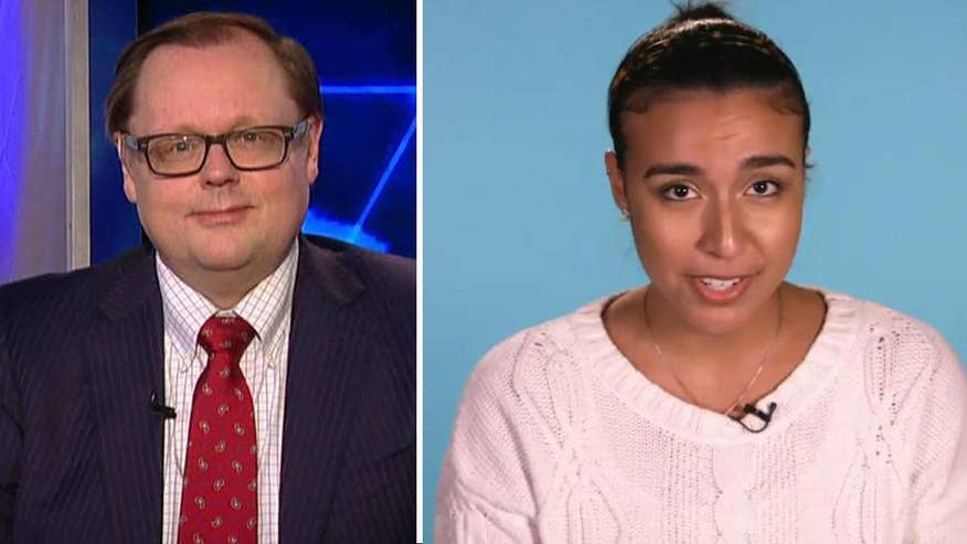 Todd Starnes reacts to MTV's 'resolutions for white guys'