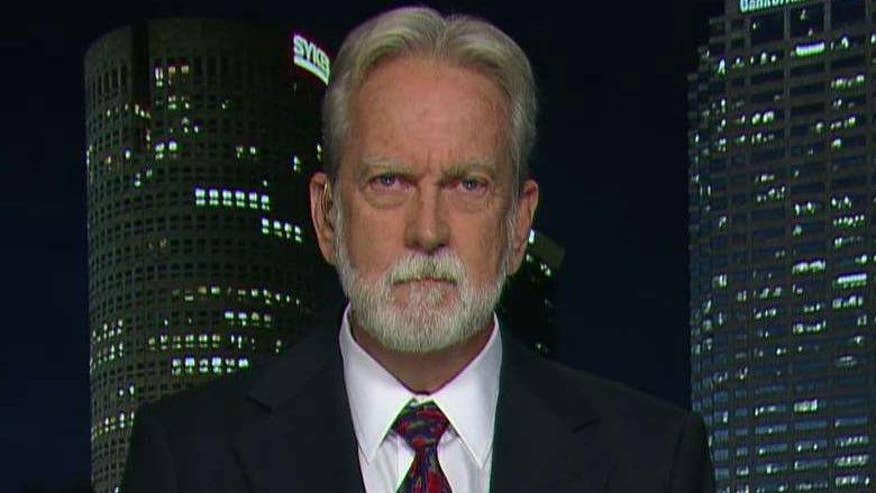 On 'The Kelly File,' Dr. James Mitchell shares his thoughts after the Berlin attack