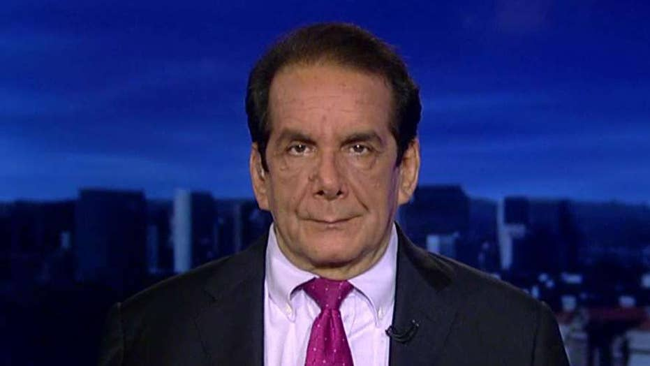 Krauthammer reacts to Obama's environmental plan