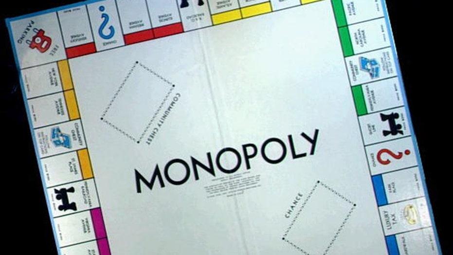 monopoly tokens list