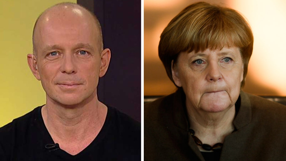 Steve Hilton: Merkel accepted refugees for personal vanity