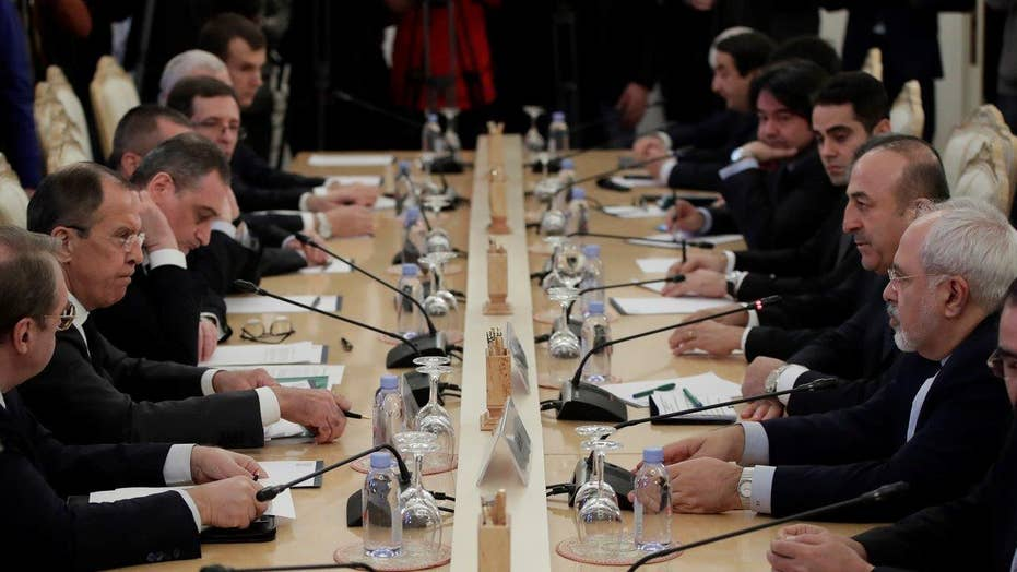 US not invited to Syria talks in Moscow