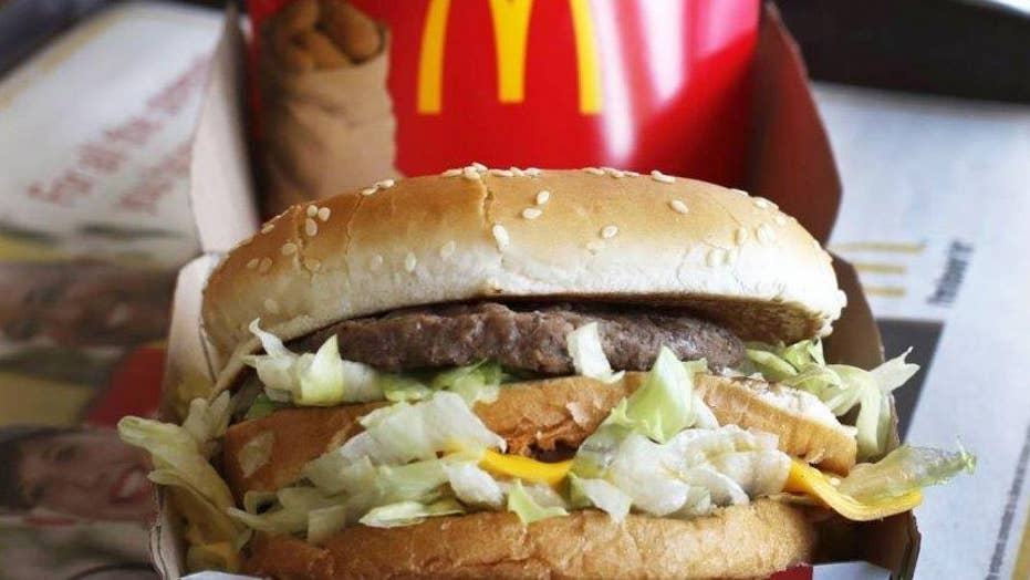 Man sues McDonald's over value of 'Extra Value Meal'