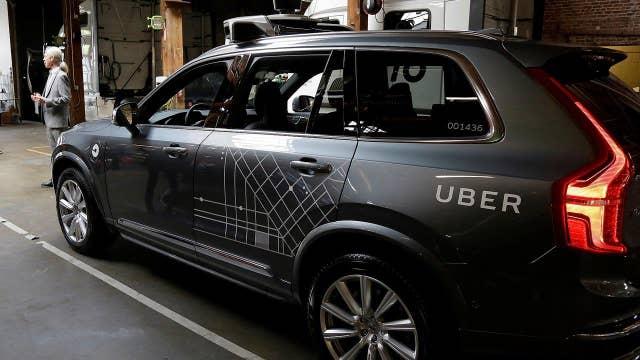 Uber pulls self-driving cars from California roads