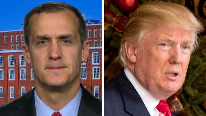 Corey Lewandowski weighs in on Trump transition
