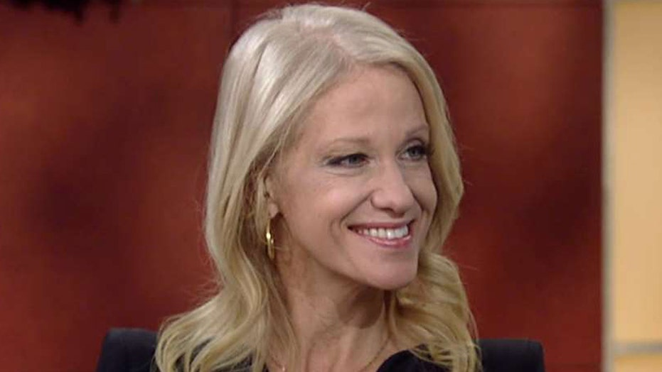 Kellyanne Conway named counselor to President Trump