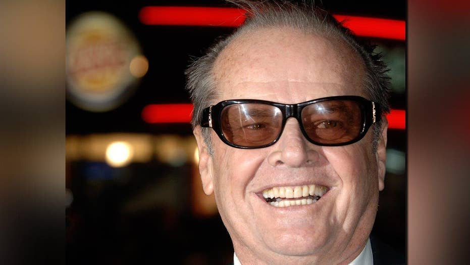 Jack Nicholson unhinged on set of 'Departed'