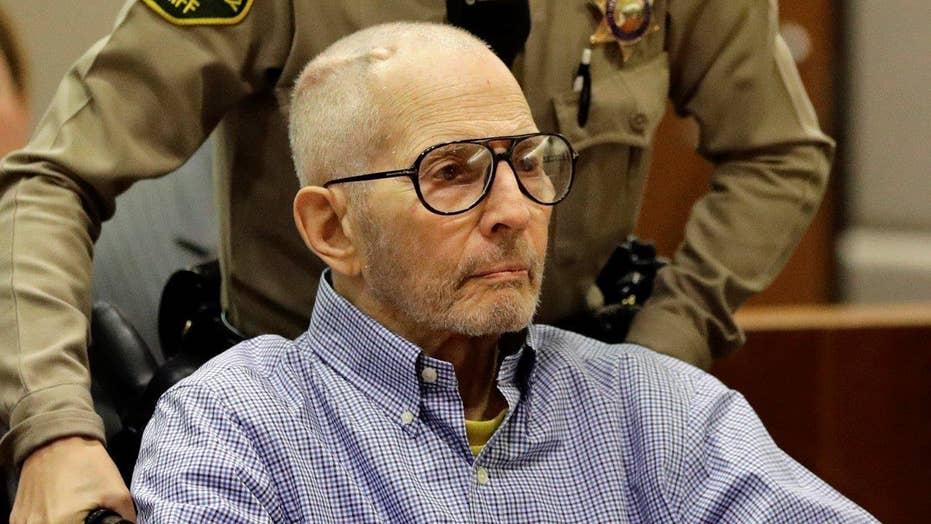 Secret witness fears for life in Durst murder case
