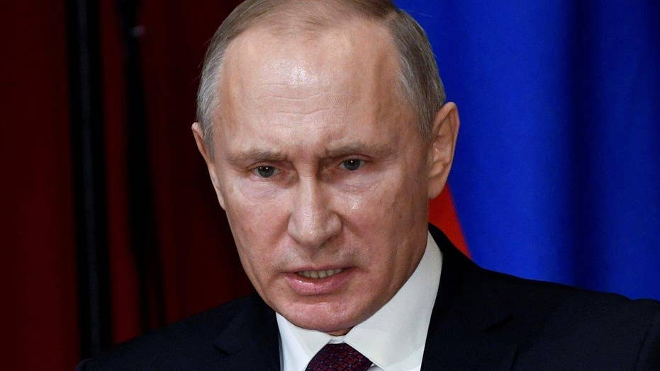 US denies Moscow's claim that relations are 'frozen'