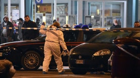 Massive manhunt ended in a shootout in Milan, Italy
