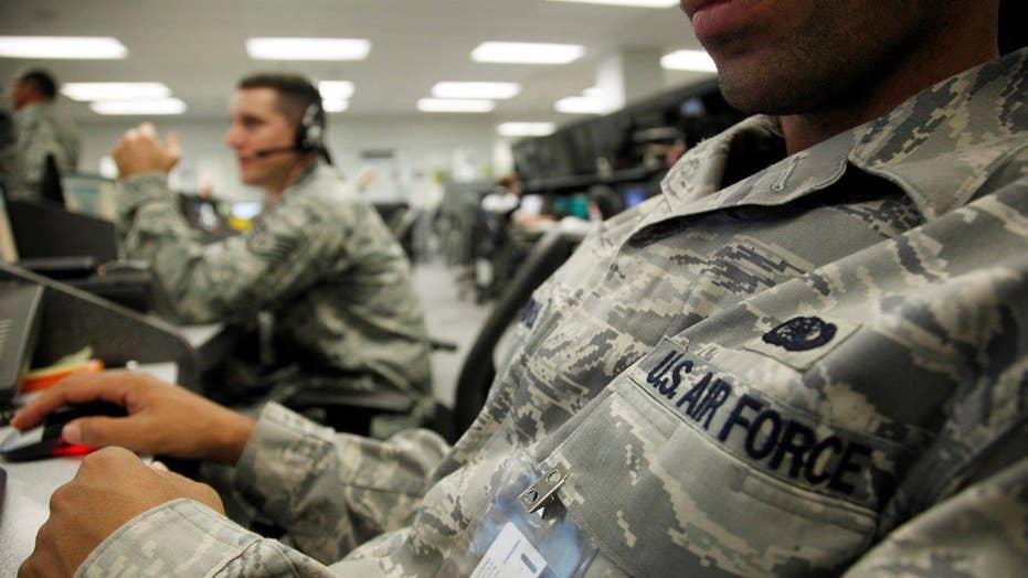 Air Force chief: Service short 30,000 airmen