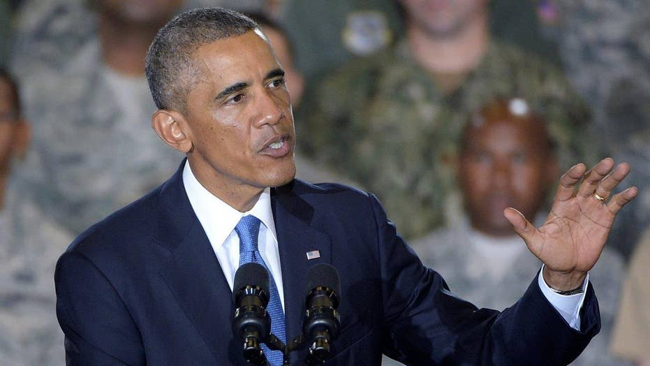 Is President Obama playing the victim card?