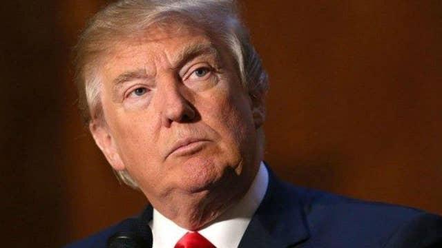 Trump's trillion dollar infrastructure plan concerns GOP?
