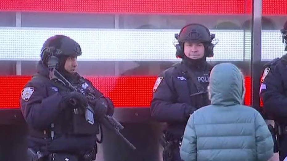 US cities on high alert after Berlin Christmas market attack