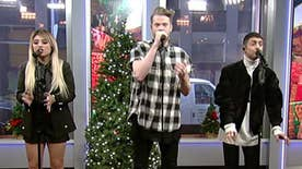 Grammy Award-winning a cappella group sing the Christmas classic