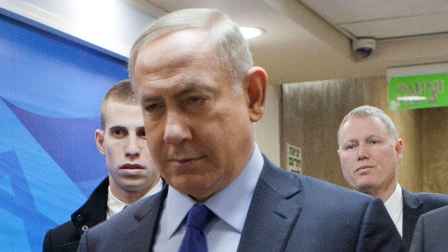 Netanyahu slams Obama administration