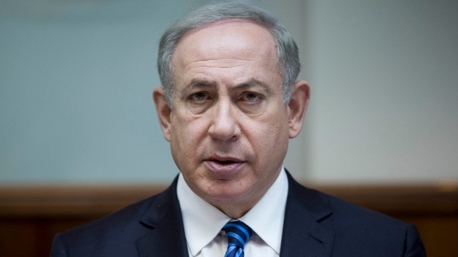 Netanyahu slams Obama for 'gang up' UN vote